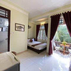 Отель Quynh Chau Homestay Вьетнам, Хойан - отзывы, цены и фото номеров - забронировать отель Quynh Chau Homestay онлайн комната для гостей фото 3