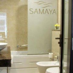 Отель Samaya Hotel Deira ОАЭ, Дубай - отзывы, цены и фото номеров - забронировать отель Samaya Hotel Deira онлайн ванная фото 2