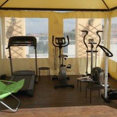 Hotel Rinascente Кьянчиано Терме фитнесс-зал