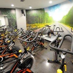 Отель Oceano Atlantico Apartamentos Turisticos Портимао фитнесс-зал фото 2