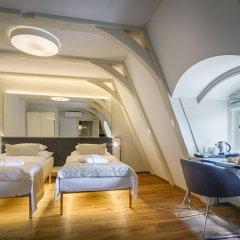 Отель Golden Star Чехия, Прага - 14 отзывов об отеле, цены и фото номеров - забронировать отель Golden Star онлайн комната для гостей фото 5