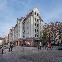 Отель Q17 Apartments Польша, Вроцлав - отзывы, цены и фото номеров - забронировать отель Q17 Apartments онлайн