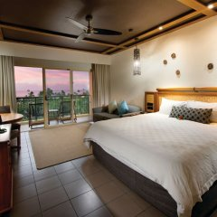 Отель Outrigger Fiji Beach Resort комната для гостей