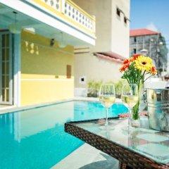 Отель Nova Villa Hoi An Вьетнам, Хойан - отзывы, цены и фото номеров - забронировать отель Nova Villa Hoi An онлайн бассейн фото 2