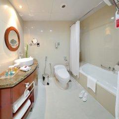 Golden Sands Hotel Sharjah Шарджа ванная
