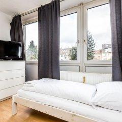 Апартаменты Apartment In Köln Ost Кёльн комната для гостей фото 3