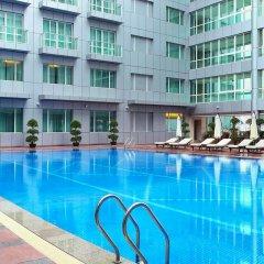 Отель Pullman Guangzhou Baiyun Airport бассейн фото 2
