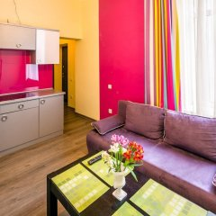 Апартаменты Apartment Fedkovycha комната для гостей фото 3
