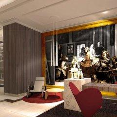 Отель Gran Melia Palacio De Los Duques гостиничный бар