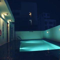 Отель The Boutique Inn Мале бассейн