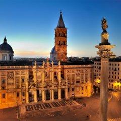 Отель Le Poesie di Roma - Suites Италия, Рим - отзывы, цены и фото номеров - забронировать отель Le Poesie di Roma - Suites онлайн балкон
