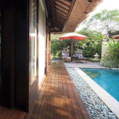 Отель The Pavilions Bali балкон