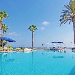 Отель Bay View Apartment Кипр, Протарас - отзывы, цены и фото номеров - забронировать отель Bay View Apartment онлайн бассейн фото 3