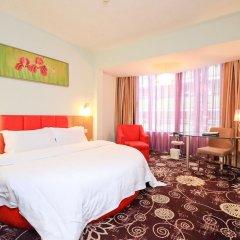 Отель Shanshui Trends North Huaqiang Шэньчжэнь комната для гостей фото 5