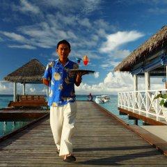 Отель Fuana Inn Мальдивы, Северный атолл Мале - отзывы, цены и фото номеров - забронировать отель Fuana Inn онлайн приотельная территория