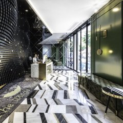 The Wings Hotel Istanbul интерьер отеля