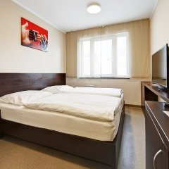 Отель Motel Domino Германия, Нюрнберг - отзывы, цены и фото номеров - забронировать отель Motel Domino онлайн комната для гостей фото 3