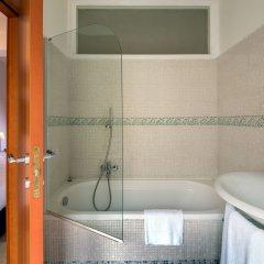 Отель Suite Artis Barberini Италия, Рим - отзывы, цены и фото номеров - забронировать отель Suite Artis Barberini онлайн ванная фото 2