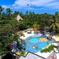 Отель Emerald Maldives Resort & Spa - Platinum All Inclusive Мальдивы, Медупару - отзывы, цены и фото номеров - забронировать отель Emerald Maldives Resort & Spa - Platinum All Inclusive онлайн бассейн