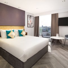 Отель Roomzzz London Stratford комната для гостей фото 3
