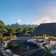 Отель Hilton Moorea Lagoon Resort and Spa Французская Полинезия, Муреа - отзывы, цены и фото номеров - забронировать отель Hilton Moorea Lagoon Resort and Spa онлайн фото 9
