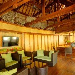 Отель Le Maitai Rangiroa интерьер отеля