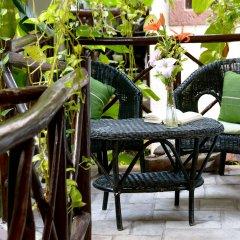 Отель Posada Mariposa Boutique Плая-дель-Кармен балкон