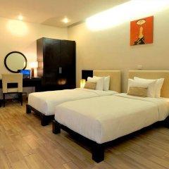 Отель Anise Hanoi сейф в номере