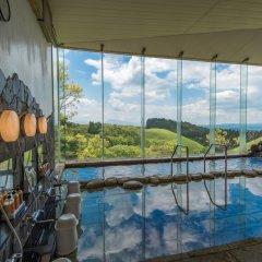 Отель San Ai Kogen Япония, Минамиогуни - отзывы, цены и фото номеров - забронировать отель San Ai Kogen онлайн бассейн фото 3