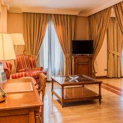 Отель Sercotel Guadiana Испания, Сьюдад-Реаль - 1 отзыв об отеле, цены и фото номеров - забронировать отель Sercotel Guadiana онлайн комната для гостей фото 2