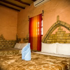 Отель Auberge Les Roches Марокко, Мерзуга - отзывы, цены и фото номеров - забронировать отель Auberge Les Roches онлайн комната для гостей фото 5