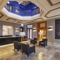 Отель Hyatt House Dusseldorf Andreas Quarter интерьер отеля фото 2
