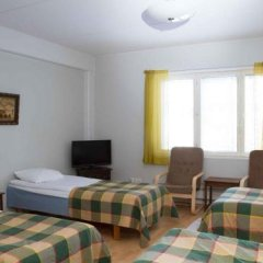 Отель Karjalan Portti Финляндия, Лаппеэнранта - отзывы, цены и фото номеров - забронировать отель Karjalan Portti онлайн комната для гостей фото 4