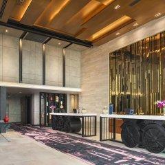 Отель Mercure Bangkok Makkasan Бангкок интерьер отеля фото 3