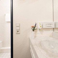 Отель ACHAT Comfort Messe-Leipzig Германия, Лейпциг - отзывы, цены и фото номеров - забронировать отель ACHAT Comfort Messe-Leipzig онлайн ванная фото 2