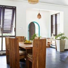 Отель Calabash Bay Four Bedroom Villa Ямайка, Треже-Бич - отзывы, цены и фото номеров - забронировать отель Calabash Bay Four Bedroom Villa онлайн интерьер отеля фото 2