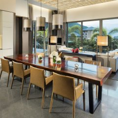 Отель Park Hyatt Sanya Sunny Bay Resort питание фото 2