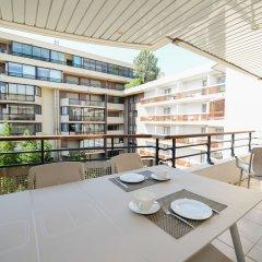 Отель Neotelia Pavillon Riviera балкон