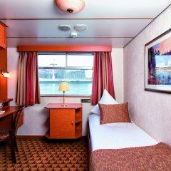 Отель Crossgates Hotelship 3 Star - Medienhafen - Düsseldorf Германия, Дюссельдорф - отзывы, цены и фото номеров - забронировать отель Crossgates Hotelship 3 Star - Medienhafen - Düsseldorf онлайн комната для гостей фото 2