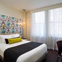 Отель Dream New York 4* Стандартный номер с двуспальной кроватью фото 11