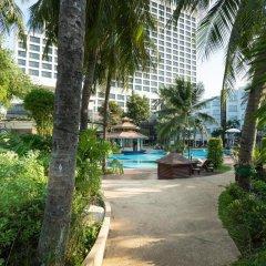 Отель Cholchan Pattaya Beach Resort фото 8