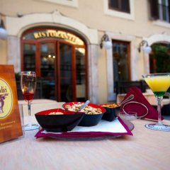 Hotel Delle Nazioni гостиничный бар