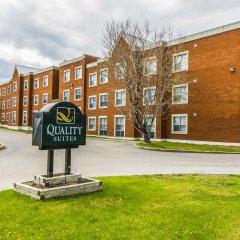 Отель Quality Suites Quebec City Канада, Квебек - отзывы, цены и фото номеров - забронировать отель Quality Suites Quebec City онлайн фото 4