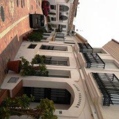 Отель Apartamentos La Fonda балкон