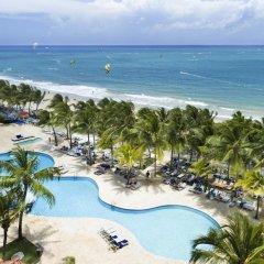 Отель Viva Wyndham Tangerine Resort - All Inclusive пляж