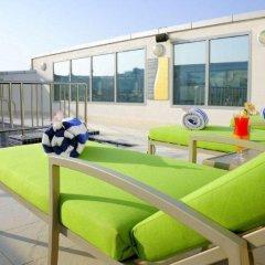 Отель Monaco Hotel ОАЭ, Дубай - отзывы, цены и фото номеров - забронировать отель Monaco Hotel онлайн бассейн