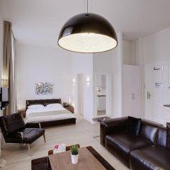 Отель The Red Дюссельдорф комната для гостей