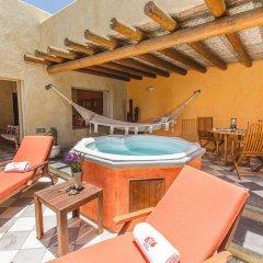 Отель Casa Natalia Сан-Хосе-дель-Кабо бассейн фото 2