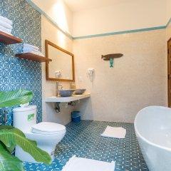 Отель Beachside Boutique Resort ванная