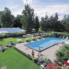 Отель Scandic Lillehammer Hotel Норвегия, Лиллехаммер - отзывы, цены и фото номеров - забронировать отель Scandic Lillehammer Hotel онлайн бассейн фото 2